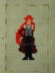 Grell cross stitch